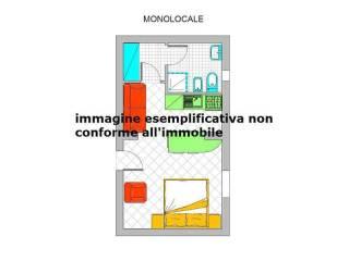 Foto - Monolocale via don Minzoni, Lurate Caccivio