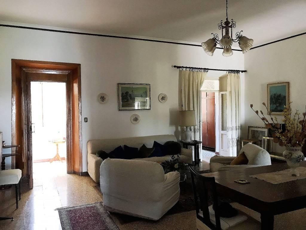 foto Salone 3-room flat via della Vittoria 37, Fabrica di Roma