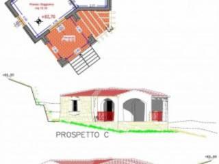 Foto - Villa, nuova, 58 mq, Loddui, Budoni