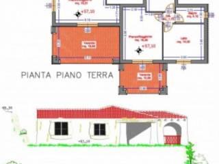 Foto - Villa, nuova, 114 mq, Loddui, Budoni