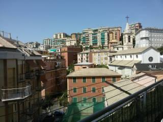 Foto - Trilocale buono stato, quinto piano, San Martino, Genova