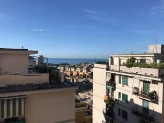 Foto - Trilocale buono stato, quarto piano, San Martino, Genova