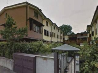 Foto - Villa all'asta via Tolmezzo, Cernusco Sul Naviglio