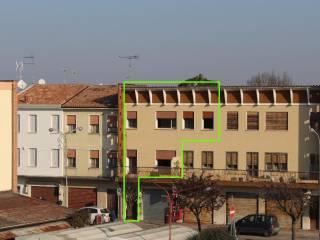 Foto - Palazzo / Stabile corso Antonio Gramsci 32, Polesella