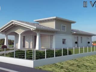 Foto - Villa, nuova, 170 mq, Marmirolo