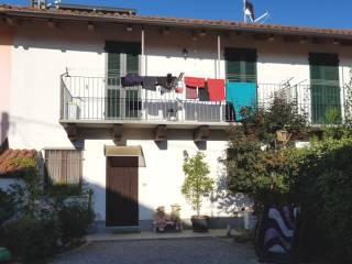 Foto - Villetta a schiera via Vittorio Rena, Cavallerleone