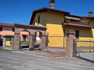Foto - Monolocale via Don Giovanni Minzoni 23, Bottarone, Bressana Bottarone