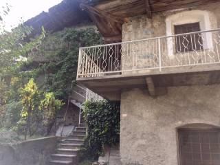 Foto - Rustico / Casale frazione Villa, Challand-Saint-Victor