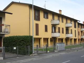 Foto - Trilocale via PADANA, 3, Agnadello