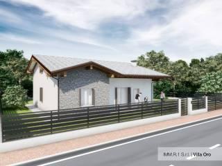 Foto - Villa, nuova, 112 mq, Ghedi
