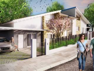 Foto - Villa, nuova, 110 mq, Pagliare Del Tronto, Spinetoli