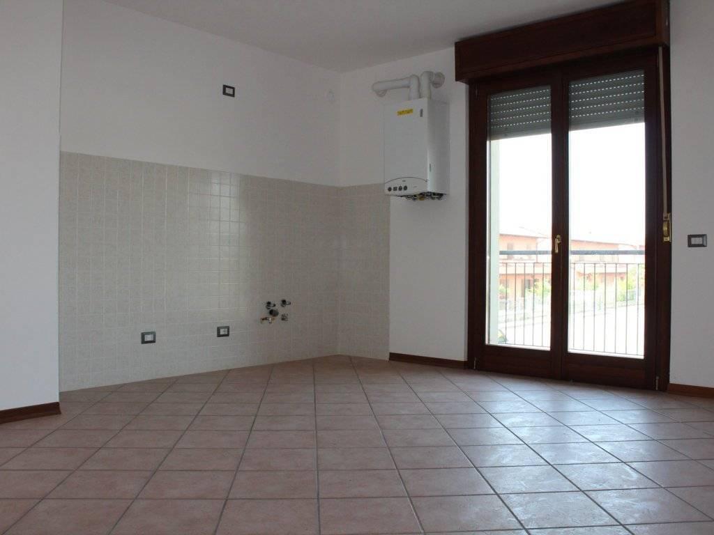 foto soggiorno Trilocale via Canovette, Sospiro
