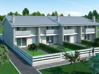 Foto - Casa indipendente 155 mq, nuova, Piazzola sul Brenta