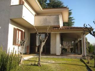 Foto - Villa via Leonardo da Vinci, Merate