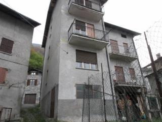 Foto - Casa indipendente 198 mq, da ristrutturare, Verceia