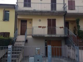 Foto - Villetta a schiera 5 locali, buono stato, Calvisano