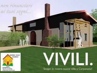 Foto - Villetta a schiera frazione Madonna della Villa, Villa, Carpeneto
