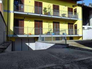 Foto - Trilocale via Conti della Rocchetta 14, Livorno Ferraris