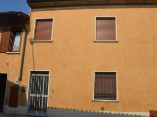 Foto - Casa indipendente via Belvedere 1, Quinzano d'Oglio