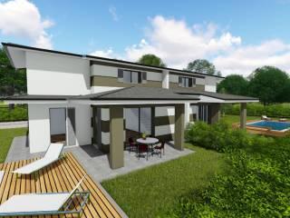 Foto - Villa, nuova, 133 mq, Sala Baganza