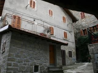 Foto - Trilocale frazione Forca, Montegallo