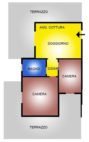 Appartamento in vendita a Ladispoli, 3 locali, prezzo € 160.000 | Cambio Casa.it