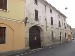 Foto - Palazzo / Stabile via Gabriele D'Annunzio 8, Soresina