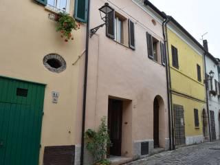 Foto - Villetta a schiera via 20 Settembre, Montefiore Conca