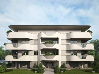 Foto - Attico / Mansarda via Enrico Fermi 12, Legnano