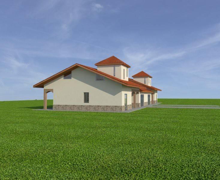 foto  Villa bifamiliare via Giuseppe Bonino, Sangano