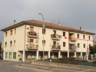 Foto - Quadrilocale all'asta piazza Vescovo Ignazio dal Monte, Mussolente