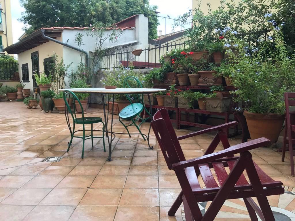 foto terrazza Appartamento via Montebello, Firenze