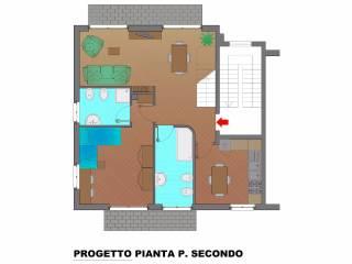 Foto - Appartamento via Francesco Viotti 11, Meina