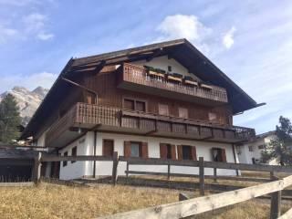 Foto - Quadrilocale Località Peziè, Pocol, Cortina d'Ampezzo