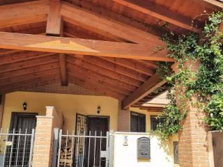Foto - Villetta a schiera via Sabbioni, Trivolzio