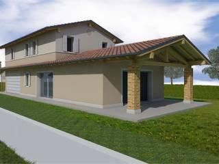 Foto - Villa, nuova, 220 mq, Roveredo in Piano