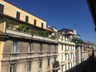 Foto - Trilocale via Ariberto 20, Corso Genova, Milano