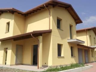Foto - Villa via Giuseppe Garibaldi 10, Gemonio