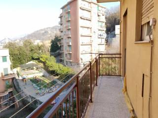 Foto - Quadrilocale via Antonio Caveri, Sampierdarena, Genova