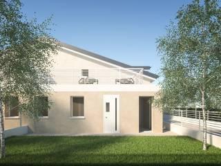 Foto - Villa, nuova, 112 mq, Due Carrare