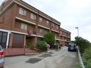 Foto - Villetta a schiera via del Tempo Libero, Città della domenica, Perugia