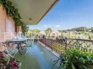 Foto - Appartamento via Quadroni 41, Cassia, Roma