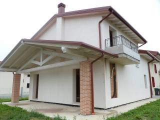 Foto - Villa, nuova, 150 mq, Campagna Lupia