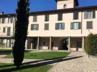 Foto - Villetta a schiera via Borgo Palazzo, Boccaleone, Bergamo
