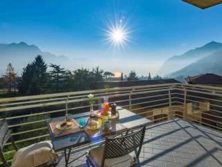 Photo - Penthouse new, 80 sq.m., Riva di Solto