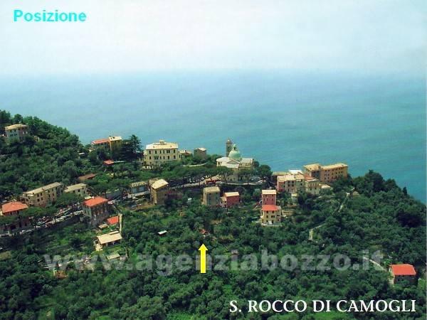 foto La posizione Terreno edificabile residenziale a Camogli