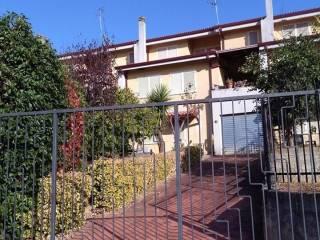 Foto - Villa a schiera Contrada Dattoli, Rende