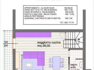 Foto - Casa indipendente 178 mq, nuova, Pozzolengo