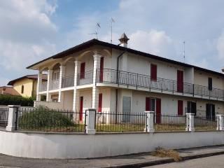 Foto - Villa via Caravaggio 2, Roccafranca