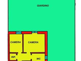 Foto - Trilocale nuovo, piano terra, Monteforte d'Alpone